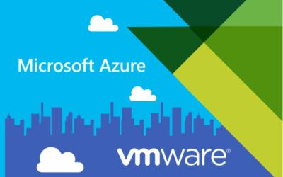 Agora você pode migrar o seu ambiente VMware para a nuvem da Microsoft!