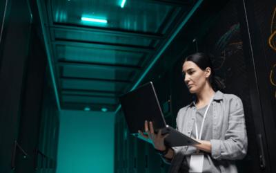 Benefícios do armazenamento de dados baseado em contêiner